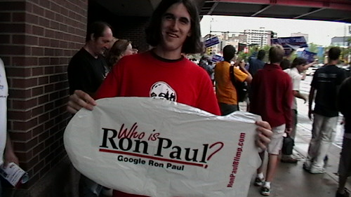 Ron Paul MiniBlimp