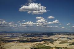 Montalcino View (kekyrex) Tags: italy scenery italia scenic tuscany montalcino toscana lanscape