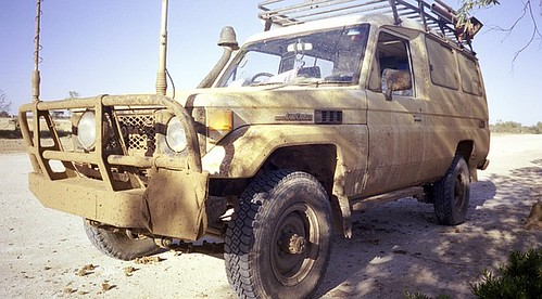 Robbo's Car