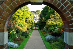 Nymans, West Sussex England (The Art of English Gardens) Tags: england garden nymans favoritegarden goldstaraward