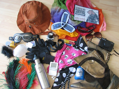Burning Man Gear