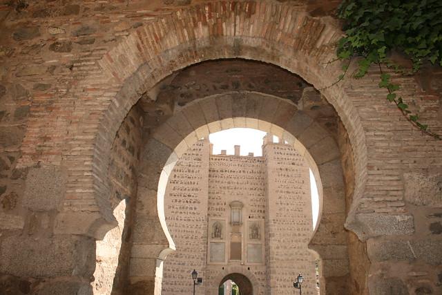 Puerta y Puente de Alcántara