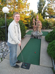 Mack @ Mini Golf