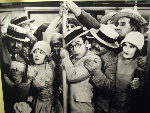 Harold Lloyd in Speedy 1920's movie
