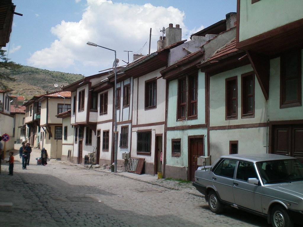 Tarihi Evler Afyonkarahisar
