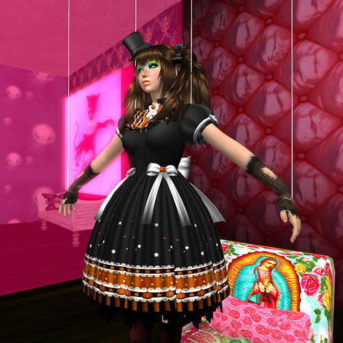 Katat0nikGROUP GIFT Pumpkin Dress04