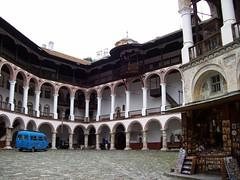 An Interesting Blue Van (jprior18) Tags: bulgaria rila