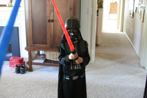 week in the life : hello darth by you.