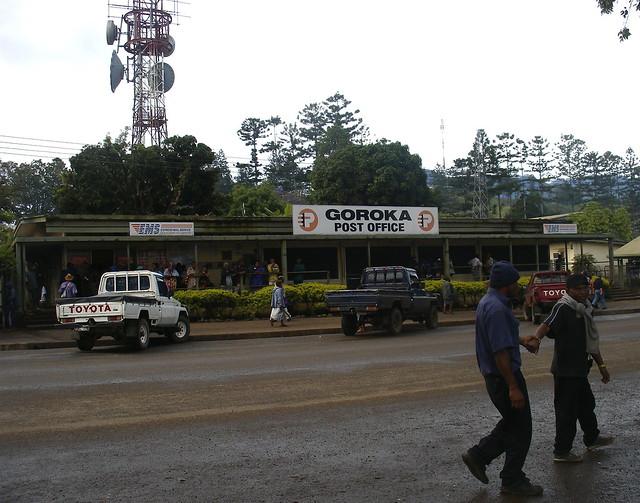 Goroka Post Office