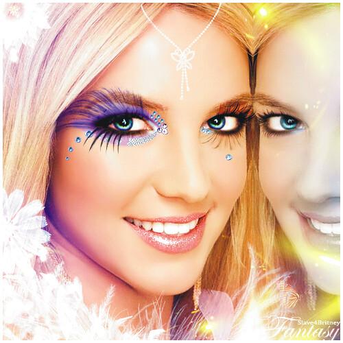Britney Spears [Fantasy Make up]