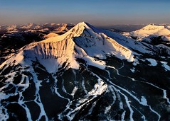 - Moonlight Basin aerial view
