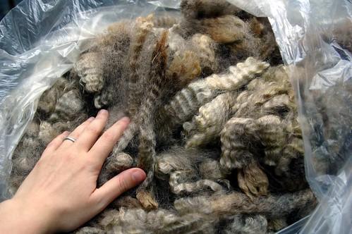 also fleece!