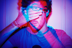 Lomo 0433 (ukaaa) Tags: pink blue red selfportrait film me face analog 35mm mouth myself student lomo lca lomography eyes fuji purple superia doubleexposure room magenta negative cover fujifilm pointandshoot analogue 135 uka kot covering fujicolor superia200 ukaaa