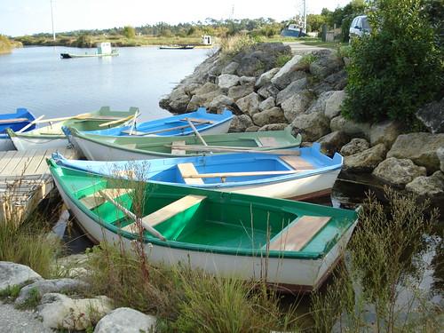 boats ile d'oleron