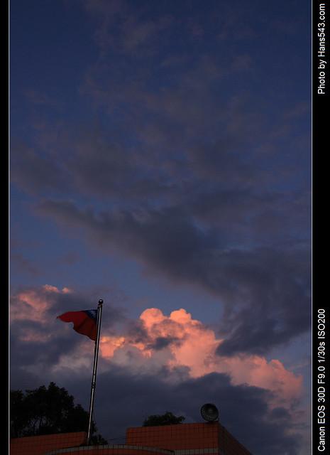 動物園外的天空_The sky ouside Taipei zoo_19