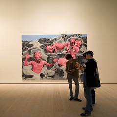 THE REVOLUTION CONTINUES (yong_uk) Tags: london nikon gallery tokina saatchi d80 1116mm tokina1116mmf28