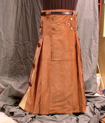 Ladies Traveling Skirt