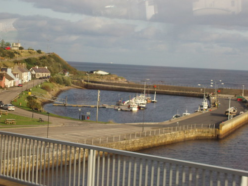 Helsmdale Harbour