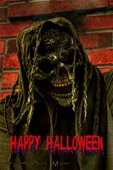 happy halloween (broken_gargoyle) Tags: halloween skull horror hdr misener brokengargoyle gothicculture