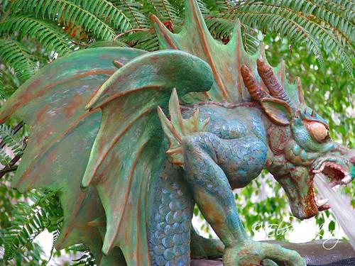 Dragon Fixture