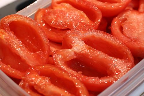 salt and sugar tomatoes 2