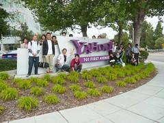 第4回鹿児島大学シリコンバレー研修ツアー  Yahoo本社