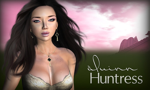Aluinn-Huntress-Blog