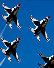 TBird-Formation (RMac_Photography) Tags: blue d50 airplane flying amazing cool team nikon jets airplanes jet fast thunderbirds airforce rmac wingsovermarietta2008