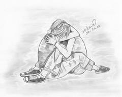I'm ganna miss this moment    (arkawe) Tags: art pencil drawing sketching skitch pencildrawings           arkawe