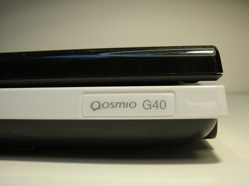 laptop toshiba qosmio g40