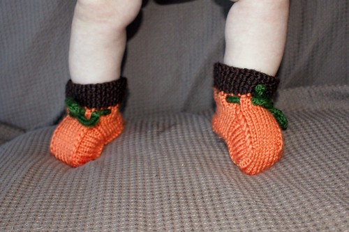 Halloween booties