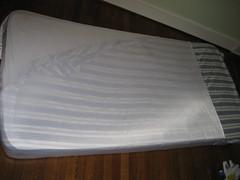 lycra compression bed sheet skweezers autism sensory