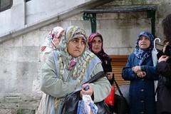 Headscarf heaven in Eyup (C