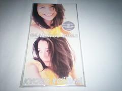 全新 原裝絕版 1995年 11月1日 小泉今日子 KYOKO KOIZUMI BEAUTIFUL GIRLS CD Single 原價 1000YEN 初版