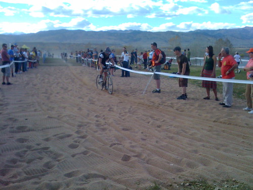 Travis Brown Digs at Boulder Cup #1