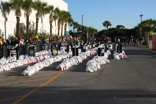 T2 Bags at Florida Ironman 2008