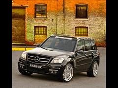 2009 Brabus Widestar  Mercedes-Benz GLK pics