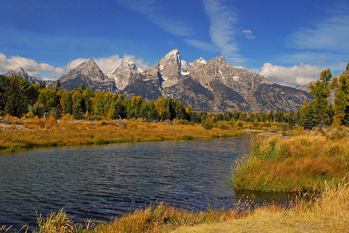 Grand Tetons and Snake River - 1138b