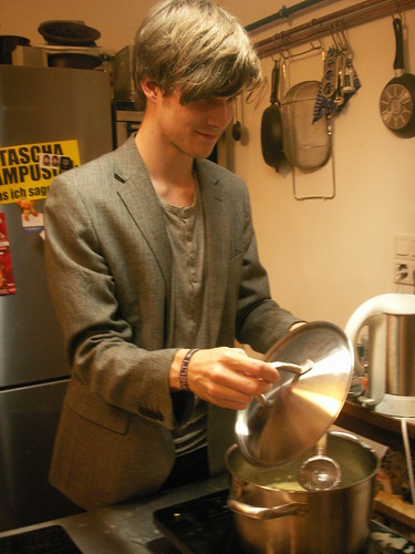 Max cooking