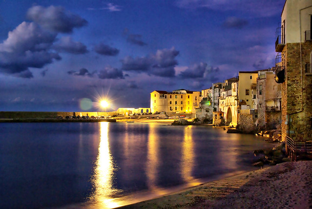Cefalù in HDR