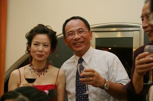 你拍攝的 20081110GeorgeEnya迎娶367.jpg。