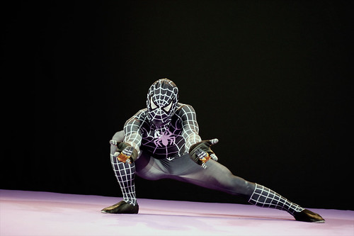 Spiderman Spiderman Foto Cosplay