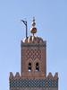 Marrakech (by_irma) Tags: tower toren minaret morocco marrakech marokko جامع galg koutoubiamosque الكتبية جامعالكتبية koutoubiamoskee gsllow