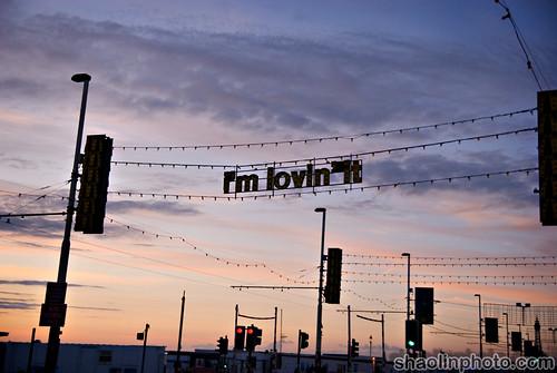 I'm lovin' it!