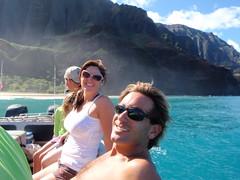 Relaxing (Na Pali Riders) Tags: napalicoast napaliriders kauairafttours