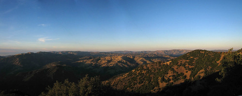 Diablo Mountains Panorama