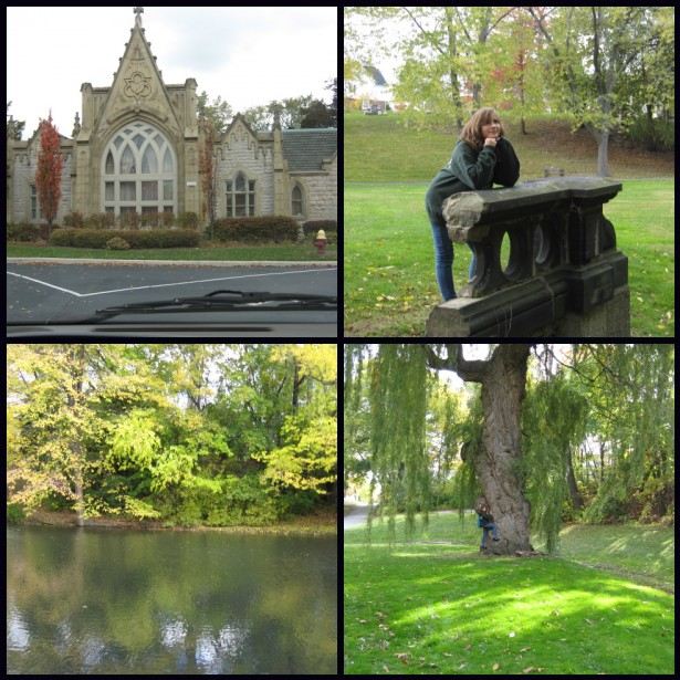 Detroit Michigan Elmwood Cemetery