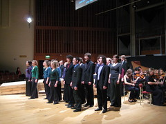 St. John Passion (2) (chicgeekuk) Tags: york uk music laura students university unitedkingdom bach passion universityofyork sjp kishimoto musicdepartment departmentofmusic practicalproject laurakishimoto sirjacklyonsconcerthall laurakishimotoca sjlch pracproj pracproj2008 saintjohnpassion