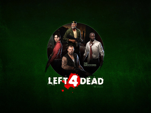 Left 4 Dead supervivientes