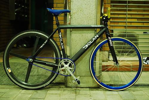 key-yops`s bike《DOLAN》